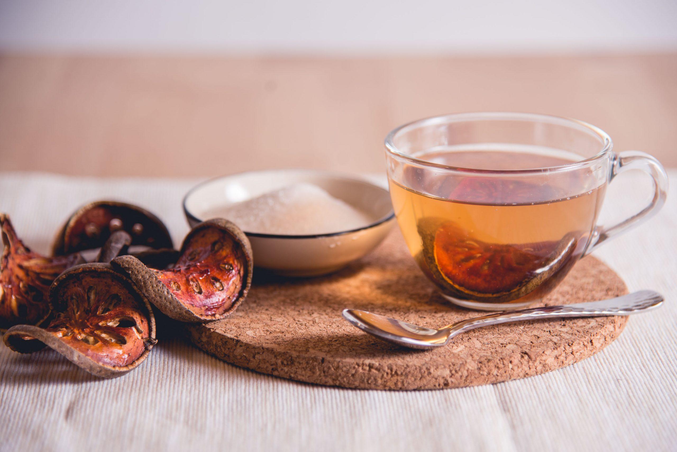 ชาสมุนไพรไทย